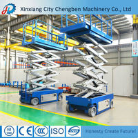 Motorcycle Platform Lift/Hydraulic Scissor Lift