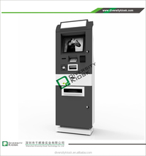 parking ticket dispenser box airtime vending machine kiosk with linux os