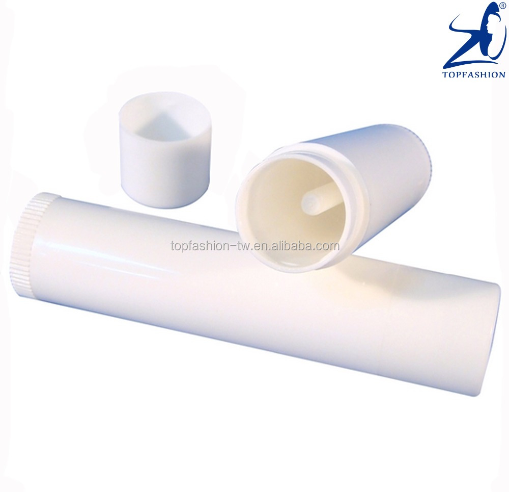 100 Pcs Cosmetic packaging chapstick <strong>Tube</strong>