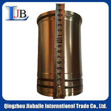 cylinder liner for Quanchai 4D25F engine parts for YUEJIN ,NJ1043 light truck for Nanjing Auto Truck