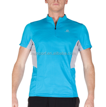 Men's Cycling Jersey Summer Short Sleeve Sports Shirt Breathable Cycling Clothing