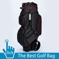 New model golf bag cart with rain cover
