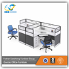 Office Cubicle Workstation modular partition Call Center Partition YT40-2