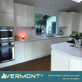 2018 Vermont New Read To Made Flat Pack Kitchen Cabinet With Handleless Design
