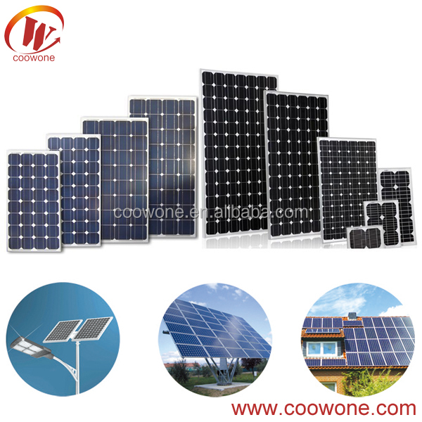 High Quality Popular Newest Complete Set 0.5 Kw Solar Panel