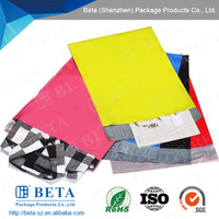 Wholesales Plastic Colorful Self Sealing Poly Mailers Shipping Envelope Bag