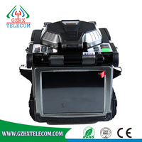 Splicing Machine Equalized Optical Fiber Fusion