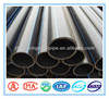 PE underground drainage pipe easy installment high density polyethylene