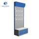 high quality car accessories lubricant oil display rack shelf,battery display rack