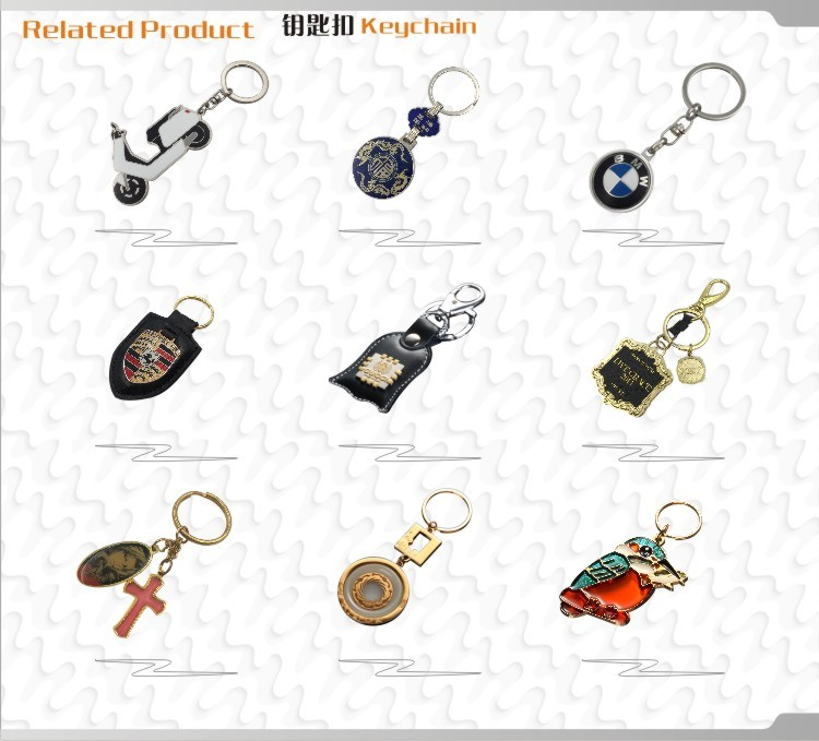 enamel crafts fashion supreme pendant hanging on car and custom your logo factory