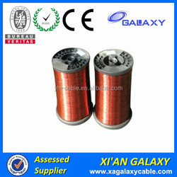Widely used Class 130 AWG Gauge Enamelled Aluminium Wire transformer winding data