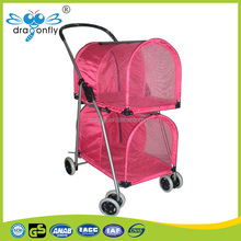 Best travel pink twin stroller organizer from China factory