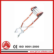 All factory direct sales Aluminium Steel Fire escape rope ladder