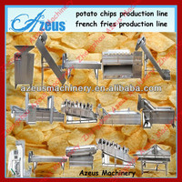 Top Quality Best Fully Automatic Potato Chips Making Machine In India