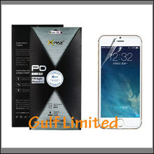 X max Anti fingerprint Clear screen protector for iphone 6