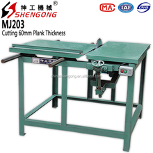 Shengong Woodworking Machine Sliding Table Saw
