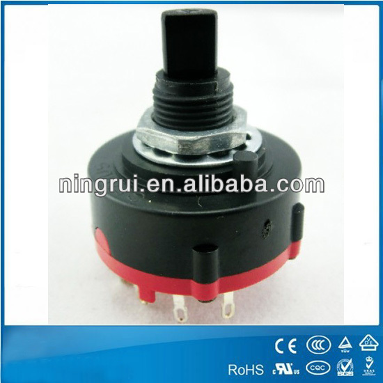 multi waterproof electric rotary switch 240V