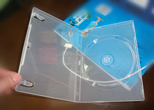 60g high quality 14mm clear dvd case adult dvd covers