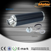 exhaust tip motorcycle,CNC Carbon fiber exhaust muffler for pipe,Motorcycle Silencers