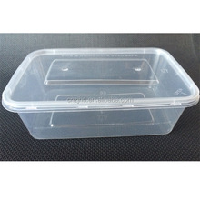 FDA takeaway microwaveable food container