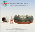 polyurethane shoe soles pneumatic molding and automatic injection production line