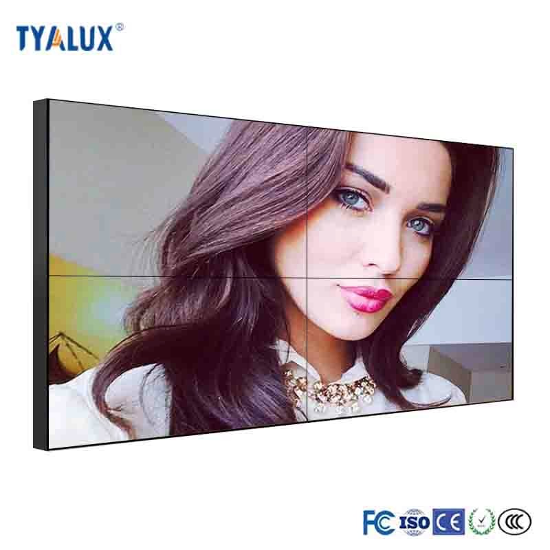 China Manufacturer Full High Definition 46 inch 4K DID Hdmi/Dvi/Vga/Dp Input Video Wall