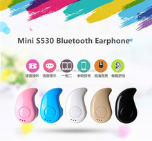 Mini portable bluetooth earphone s530, bluetooth earbuds earphones wireless