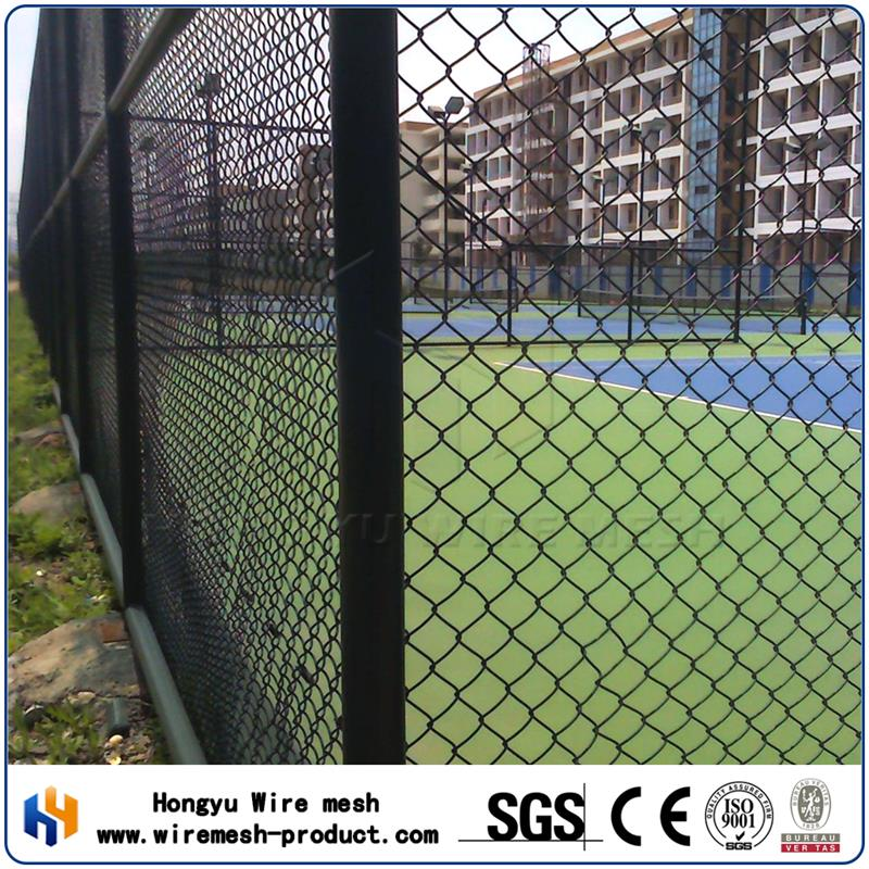 vinyl coated chain link child safety pool fence aviary fencing