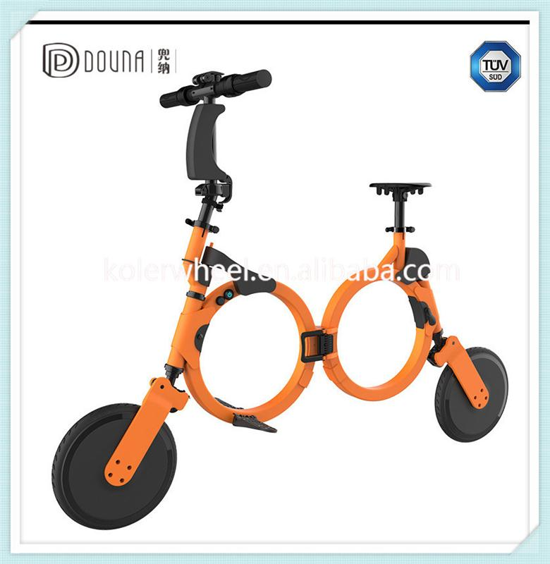 chinese 10inch tire brushless motor folding electric road bike