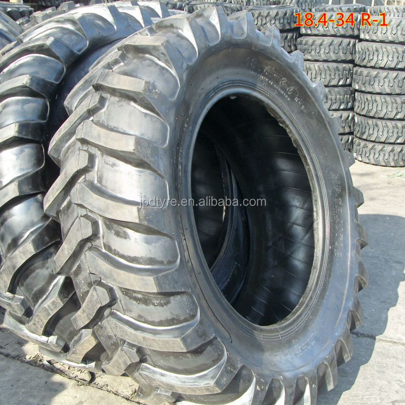 Agriculture Tyres 18.4-34 & Tractor Tyres 18.4-34 R1 pattern