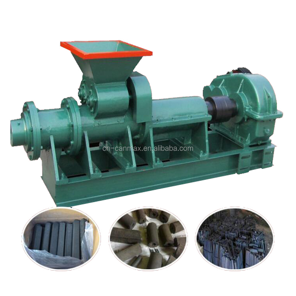 Factory coal rods extruder machine / charcoal powder rod extruder / activated carbon rod extruder with CE