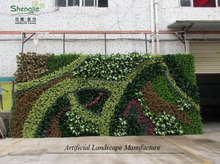 ODM Artificial green plants for sale,fake plants green wall decoration