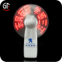 China Manufacturer Free Sample Wholesale Hand Held Mini Fan Led