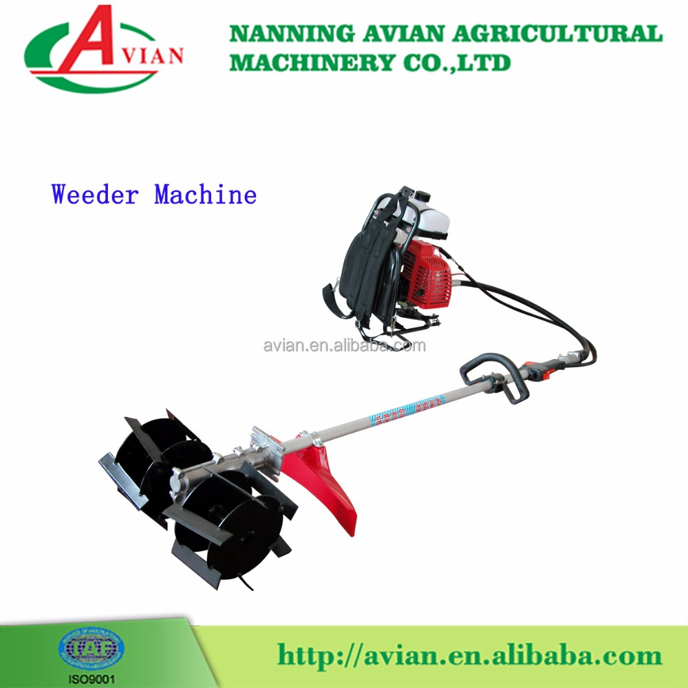 Gasoline Power Type and CE,ISO Certification Backpack Weeding Machine