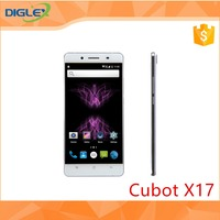 Original Cubot X17 MTK6735 Quad Core 5.0inch Smart Android 5.1 Cell Phone,3GB+16GB 1920*1080 13.0MP 4G LTE 2500Mah Battery