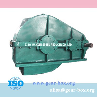 ZQA gear speed reducer used for brick machine