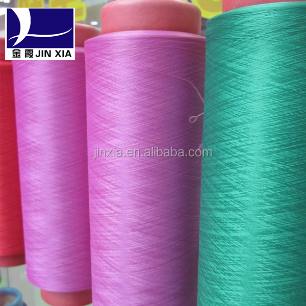 [75D-1000D] dty polyester overlock thread made in china