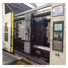 Supply Japan Mitsubishi 1050MMC Used Injection Molding Machine to make plastic pallets and chairs