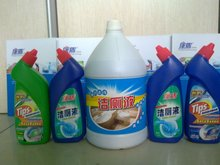 500ml Toilet Liquid Detergent /Bowl Cleaner