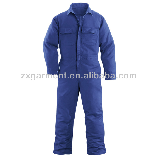 Blue wear rough flame retardant safety ultima coverall workwear