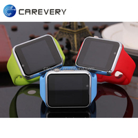 Waterproof support tf card android watch phone 2MP camera smart watch for android and IOS phone