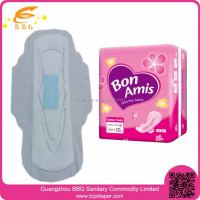 Women Ladies sanitary pads Manufacturer in China at a low price sale sanitary napkin