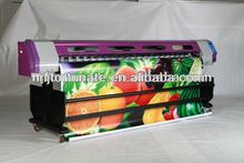 2.5m Vinyl banner printing plotter/Outdoor and indoor eco-solvent printing machine