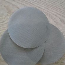13, 25, and 47 mm Stainless Steel Wire Mesh Filters Disc for Filter Holders (free sample)