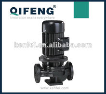 IRG ISW vertical pipeline centrifugal pumps