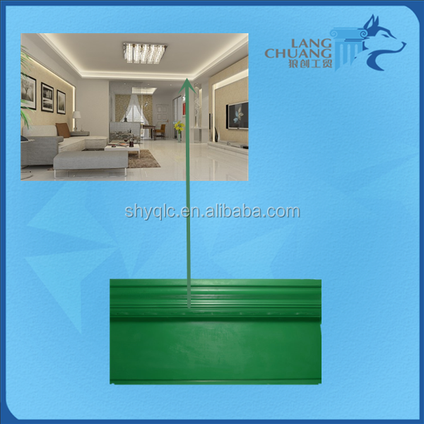 Lighter Glassfiber Reinforced Plastic Coated With Gypsum Cornice Molds