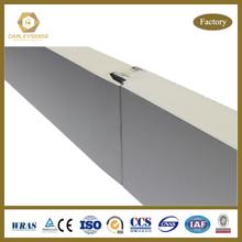 Good Air Insulation 200mm pu/polyurethane sandwich panels Manufactured in China