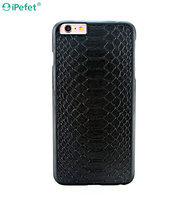 Premium Python Leather Skin Embossed Hard PC Shell Back Cover Phone Case For iPhone 6/plus