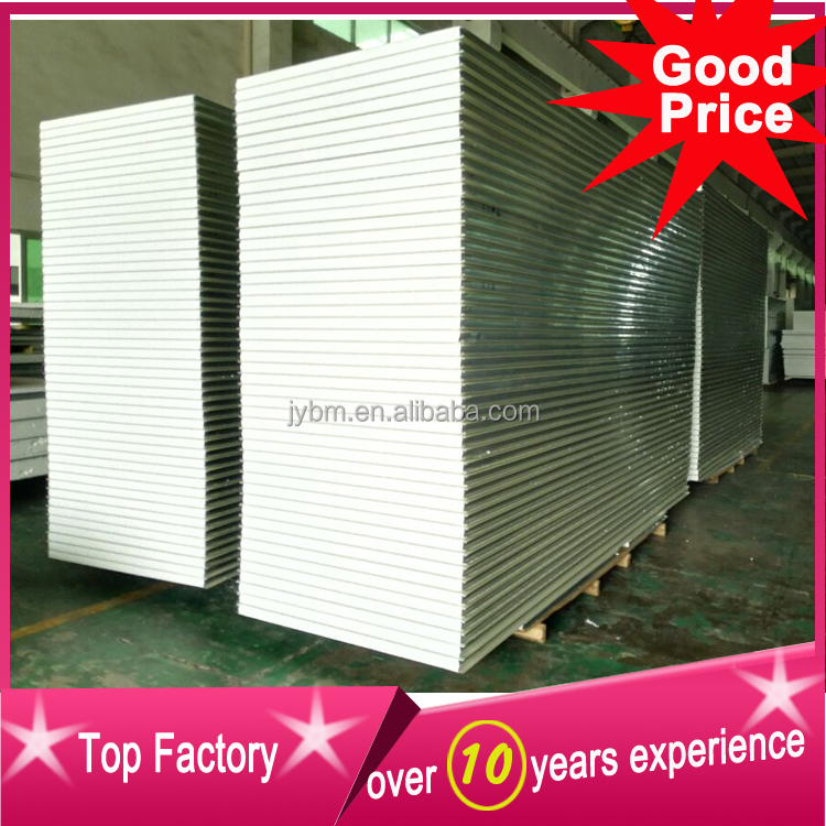 lowest price expandable polystyrene sandwich panel EPS foam wall sandwich panel