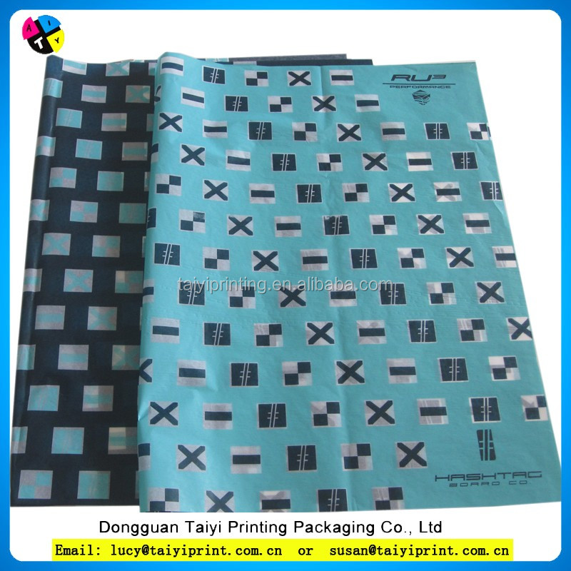 Tissue Paper for Packing Shoes/Custom Logo Wrapping Tissue Paper